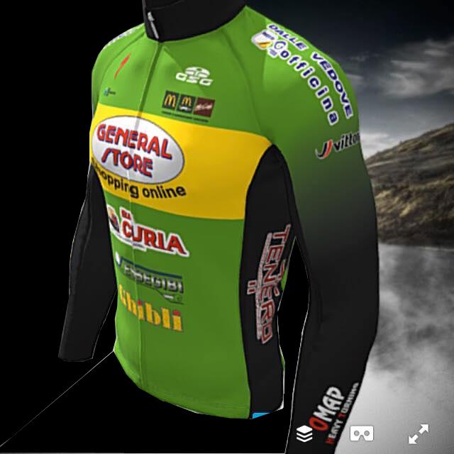 General Store By Agricola Veronese - sponsor principale della Team General Store Essegibi Flli.Curia di ciclismo